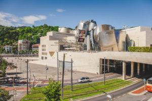 Guggenheim-Museum-Bilbao - architecture photography - Dynamic Forms - Martin Foddanu Photography