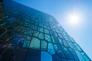 Harpa concert hall in Reykjavik Iceland - architecture photography by Dynamic Forms and Martin Foddanu Photography