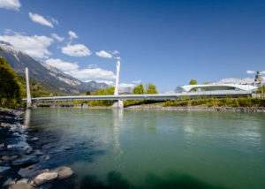Hungerburgbahn in Innsbruck Austria - architecture photography by Dynamic Forms and Martin Foddanu Photography
