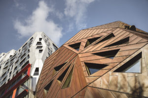 Paulus Church in Rotterdam - Netherlands - architecture photography by Dynamic Forms and Martin Foddanu Photography
