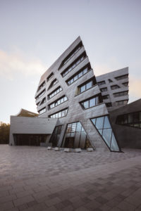 Leuphana University in Lüneburg - Germany - architecture photography by Dynamic Forms and Martin Foddanu Photography