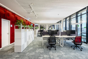 Microsoft Office in Hamburg - Germany - architecture photography by Dynamic Forms and Martin Foddanu Photography