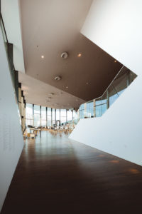 EYE Film Museum in Amstaerdam - Netherlands - architecture photography by Dynamic Forms and Martin Foddanu Photography
