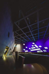 phaeno science museum - Wolfsburg, Germany - architecture photography by Dynamic Forms and Martin Foddanu Photography