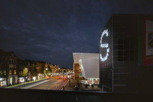 Stedelijk Museum in Amsterdam - Netherlands - architecture photography by Dynamic Forms and Martin Foddanu Photography