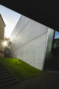 Felix Nussbaum Museum - Osnabrueck, Germany - architecture photography by Dynamic Forms and Martin Foddanu Photography