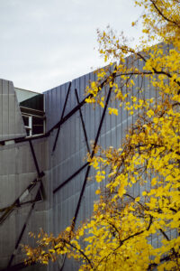 Jewish Museum - Berlin, Germany - architecture photography by Dynamic Forms and Martin Foddanu Photography