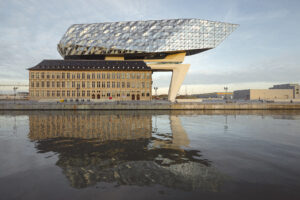 Port House - Antwerpen - architecture photography by Dynamic Forms and Martin Foddanu Photography